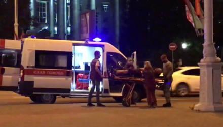 МВД Беларуси не подтверждает сообщения о смерти участника акции при задержании