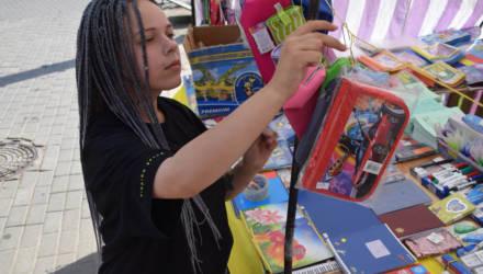 Ластик, ножницы, бумага: сколько стоит собрать ребёнка в школу в Гомеле