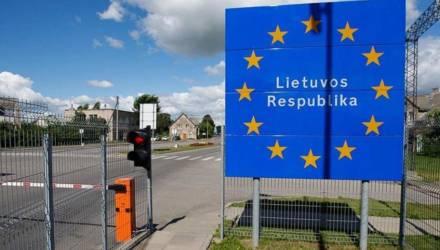 """Литва открыла границу для белорусов """"в связи с ситуацией в стране"""""""