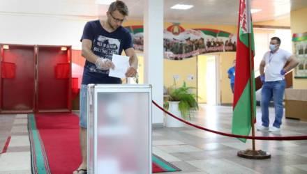 В первый день досрочного голосования явка избирателей составила 4,98%