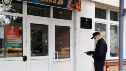 Белорус ударил по голове милиционера на избирательном участке