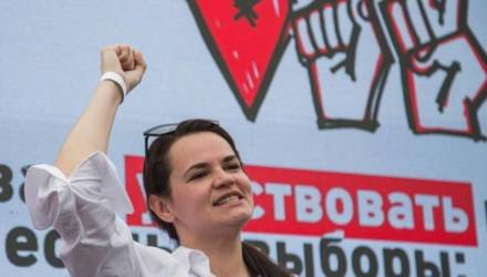 Директор «Гомельоблрекламы» прокомментировал конфликт вокруг агитационных билбордов Тихановской