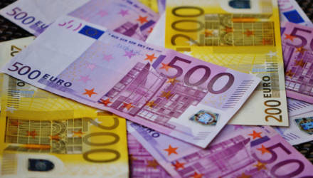 Женщина нашла 16 тысяч евро в мусорном пакете и отдала их правоохранителям
