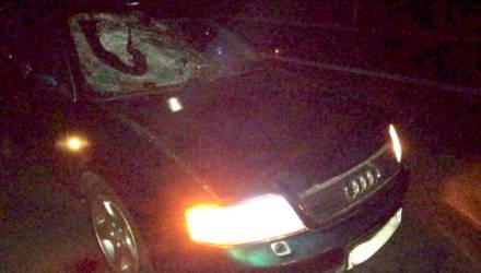 В Хойниках на пешеходном переходе сбили 17-летнего парня
