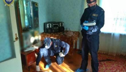 Мать увидела на полу пятна крови: в Добрушском районе сожитель жестоко убил 29-летнюю девушку