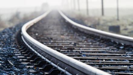На Гомельщине женщина легла под поезд