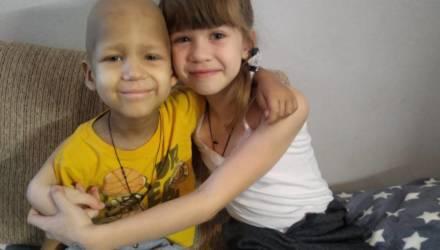 За три дня белорусы собрали на лечение мальчика из Мозыря 230 тысяч евро. Мама: «Мы просто в шоке, все эти дни плачем»