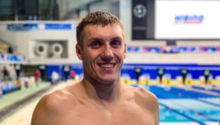 Белорус Илья Шиманович признан лучшим пловцом 2020 года в Европе