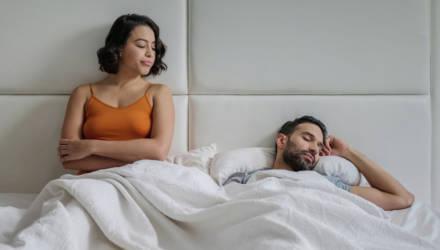 Постельное нежелание. Почему жёны отказываются от секса со своими мужьями