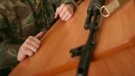 В Островце в охраняющей БелАЭС части застрелился солдат-срочник
