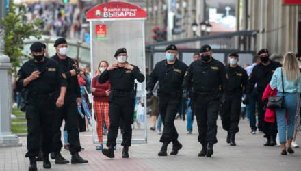 Беларусь потеряла за год 98 позиций в рейтинге безопасных стран