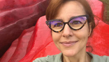 В Бразилии установили 33-метровую железобетонную вагину