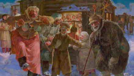 Тыквы-черепа, тыквы-жёны и пугала. Как древние славяне защищались от злых духов