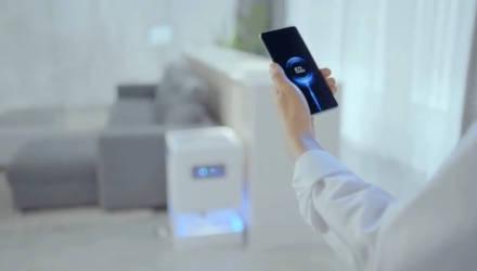 Xiaomi показал технологию бесконтактной зарядки Mi Air Charge. Она работает в радиусе нескольких метров от станции