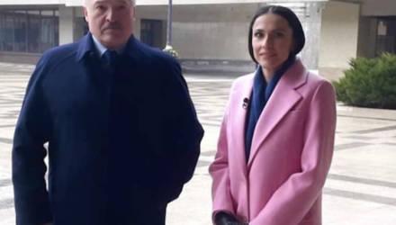 Наиля Аскер-Заде заявила о травле в Сети после интервью с Лукашенко