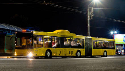 Гомельчане смогут ездить вокруг Новой Жизни на автобусах по двум маршрутам