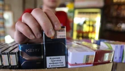 Некоторые марки сигарет подорожали в Беларуси с 1 января