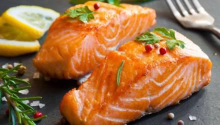Что происходит с организмом, когда вы едите красную рыбу?
