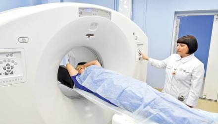 Шесть компьютерных томографов установят в больницах Гомельской области в 2021 году
