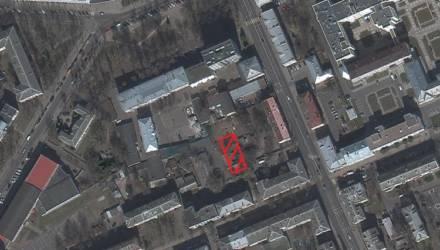 В самом центре Гомеля планируется очередная уплотнительная застройка
