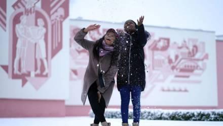Завалит снегом. Погода в Гомеле в рождественские выходные