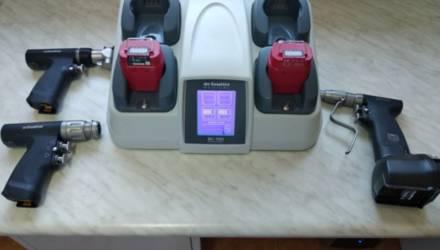 В гомельскую БСМП поступило новое оборудование стоимостью 88 000 евро