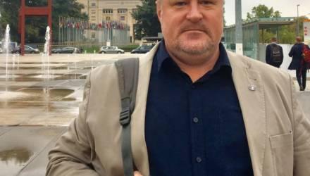 В Гомеле задержали известного правозащитника Леонида Судаленко, он в СК