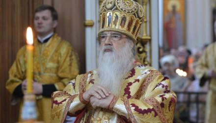 Умер митрополит Филарет, почетный Патриарший экзарх всея Беларуси