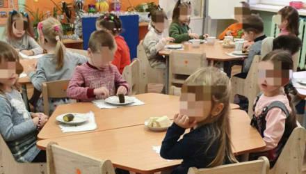 Родители утверждают, что полдник в гомельском саду ограничился огурцами и кефиром. Заведующая: «Это фальсификация»