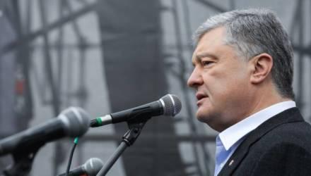 Экс-президент Украины взял на себя ответственность за операцию «33 боевика из ЧВК Вагнера в Беларуси»
