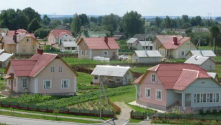 Белорусам предложат без очереди получать жильё в малых городах и сёлах