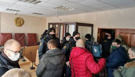 В Беларуси вынесен первый в этом году смертный приговор
