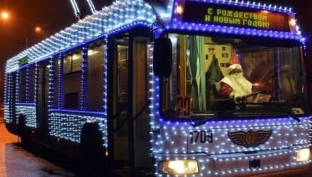 График работы общественного транспорта в Гомеле в ночь с 6 на 7 января 2021 года