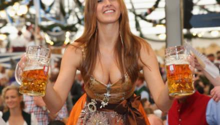 Гомельчане начали «налегать» на коньяк и пиво
