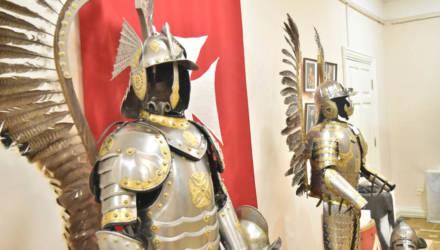 Как ковались мечи Грюнвальдской битвы, можно увидеть в Музее истории города Гомеля