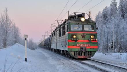 В Жлобинском районе на железной дороге смертельно травмирован житель Рогачёва
