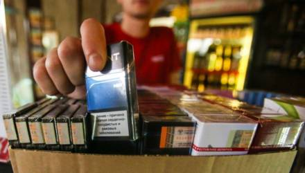 Некоторые марки сигарет подорожают в Беларуси с 1 марта