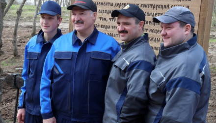 Лукашенко заявил, что не намерен передавать своим детям власть в стране