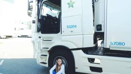 С зарплатой от 700 до 2000 евро. На какую работу могут рассчитывать белорусские водители в Польше и Литве