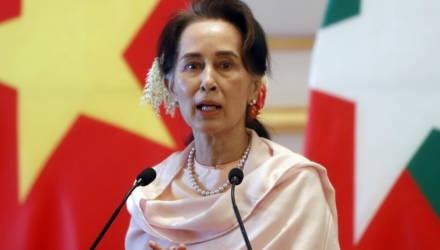 Военные в Мьянме объявили о захвате власти. Руководство страны задержано