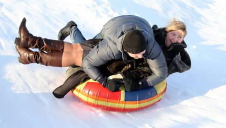 Идеальна для зимних развлечений. Погода в Гомеле на неделе