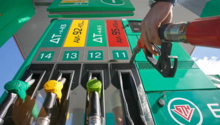 Автомобильное топливо снова подорожало в Беларуси