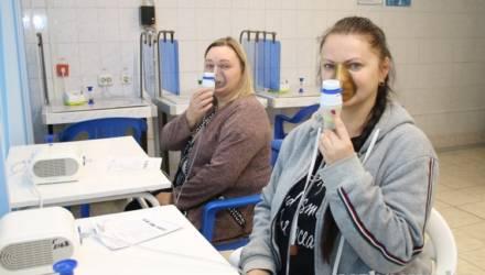 В санатории под Гомелем можно оздоровить лёгкие после ковида