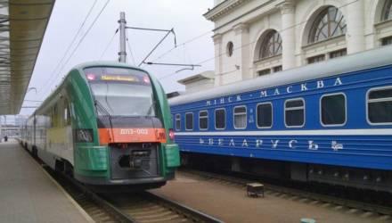 Россия возобновляет железнодорожное сообщение с Беларусью с 8 февраля