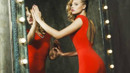 Уроженка Светлогорска Саша Бортич снялась в клипе солиста System of a Down Сержа Танкяна