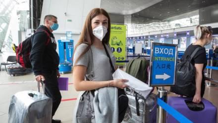 Возможность пройти ПЦР-тестирование на Covid появилась в Национальном аэропорту Минск