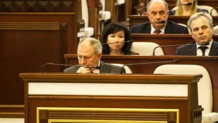 Гомельчанин Румас прокомментировал задержание банкиров и свои планы, в том числе политические