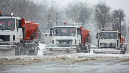 Всё серьёзно: на вторник синоптики объявили оранжевый уровень опасности из-за сильного снега и ветра
