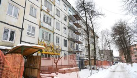 Чей следующий? Перечень жилых домов Гомеля, где в этом году планируется капремонт