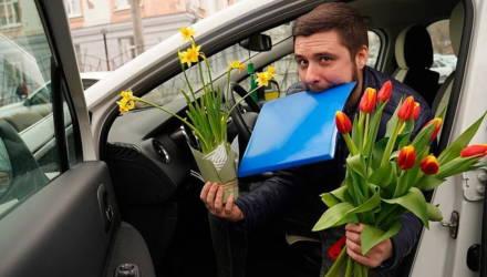 Продавцы цветов в Гомеле обещают не поднимать цены 8 марта